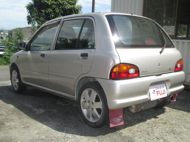 「スバル」「ヴィヴィオ」「軽自動車」「佐賀県」の中古車4