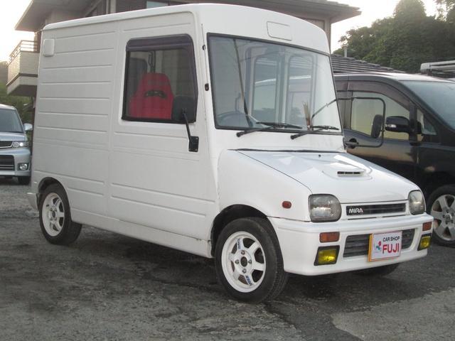 「ダイハツ」「ミラウォークスルーバン」「コンパクトカー」「佐賀県」の中古車3