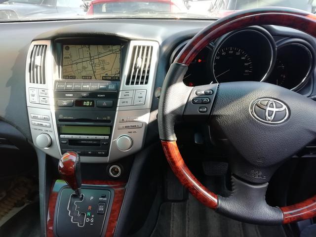 「トヨタ」「ハリアー」「SUV・クロカン」「佐賀県」の中古車8
