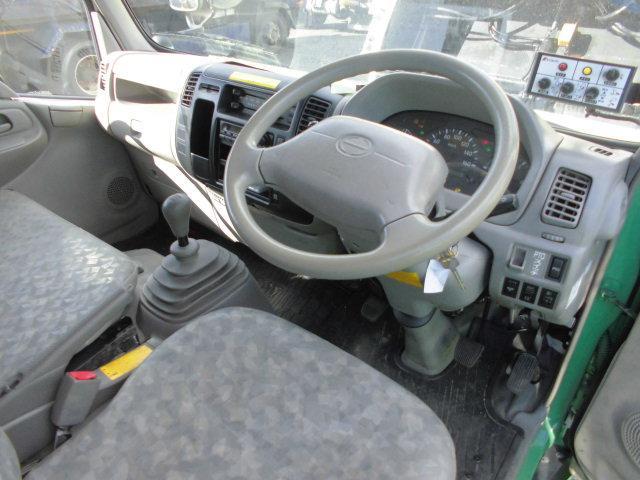 日野 デュトロ 2T パッカー車 塵芥車 プレス式 4.2立米 押し出し式