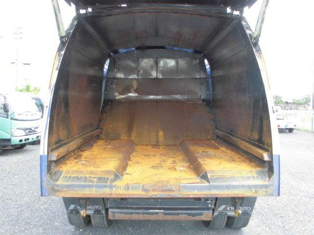 4T パッカー車 塵芥車 10立米 プレス式 計量機付(8枚目)