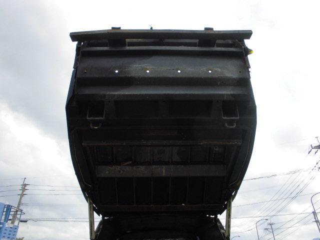4T パッカー車 塵芥車 10立米 プレス式 計量機付(10枚目)