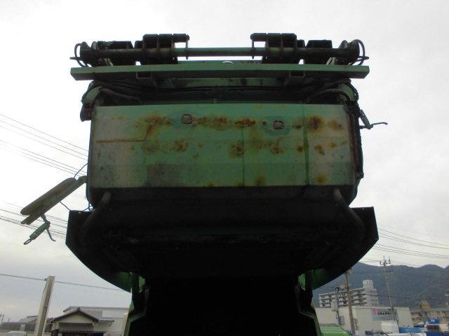 4T パッカー車 回転式 ダンプ式 8立米 塵芥車(9枚目)