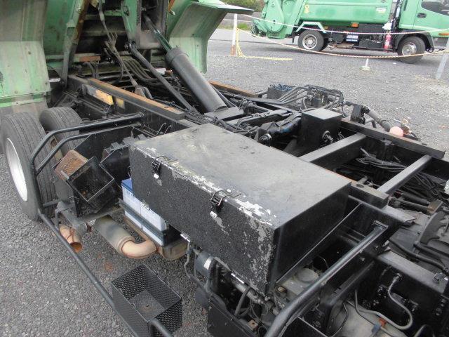 4T パッカー車 回転式 ダンプ式 8立米 塵芥車(12枚目)