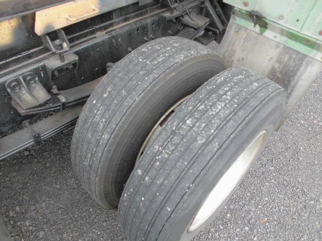 4T パッカー車 回転式 ダンプ式 8立米 塵芥車(15枚目)