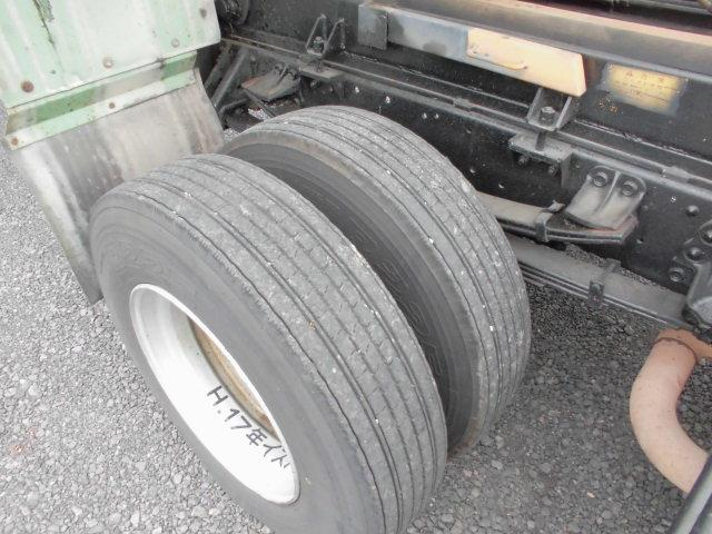 4T パッカー車 回転式 ダンプ式 8立米 塵芥車(18枚目)