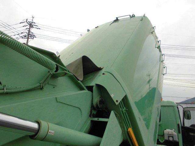 4T パッカー車 回転式 ダンプ式 8立米 塵芥車(19枚目)