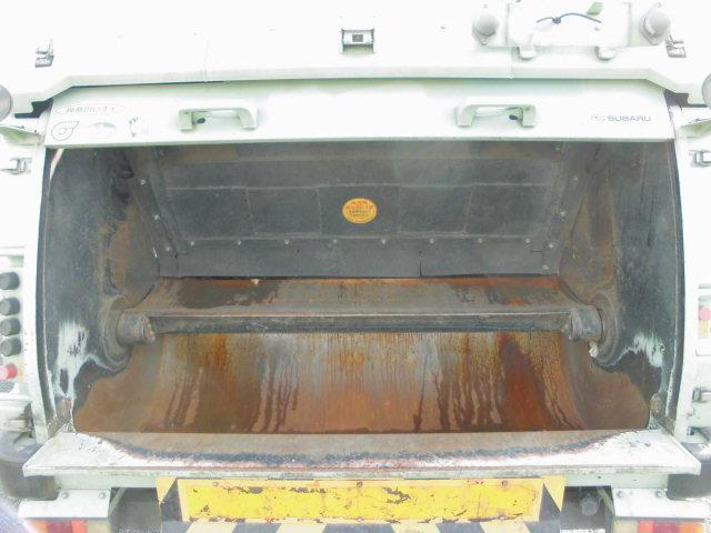 3T パッカー車 塵芥車 回転式 ダンプ式 6.4立米(5枚目)