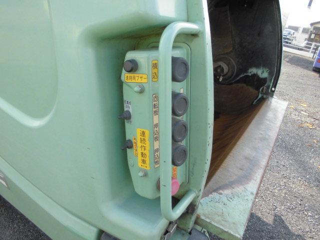 3T パッカー車 塵芥車 回転式 ダンプ式 6.4立米(6枚目)