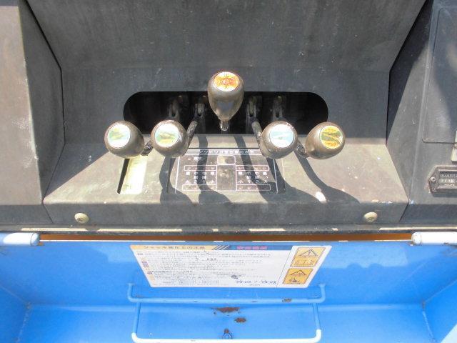 高所作業車 22M バケット車 アイチ製 SK22A(8枚目)