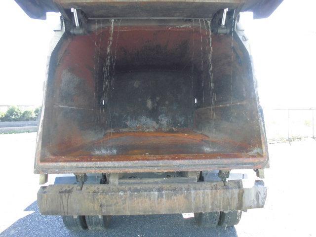4.8T パッカー車 塵芥車 回転式 ダンプ式 8.5立米(8枚目)