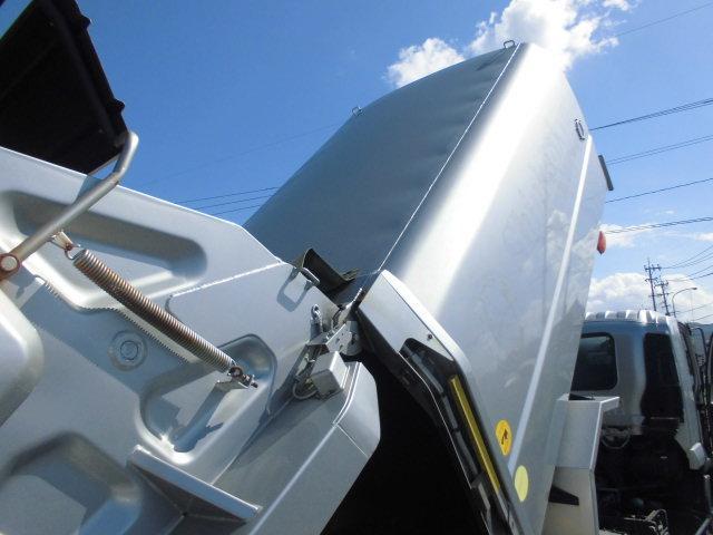 4.8T パッカー車 塵芥車 回転式 ダンプ式 8.5立米(14枚目)
