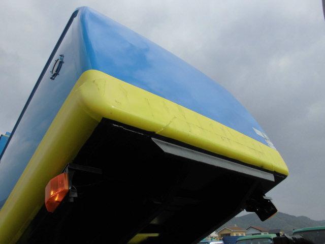増t パッカー車 回転式 ダンプ式 塵芥車 8.1立米(18枚目)