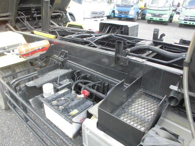 増t パッカー車 回転式 ダンプ式 塵芥車 8.1立米(20枚目)