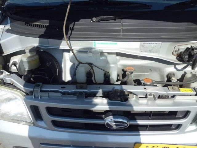 ダイハツ ハイゼットカーゴ DX ワンオーナー エアコン パワステ プラグ類交換整備済
