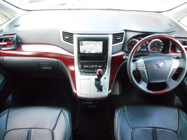 こちらのシートは、シミやキズがなくキレイな状態です。車内の一番のメインとなるシートがキレイに保たれていることで印象が明るくなり、クリアな室内になりますね。