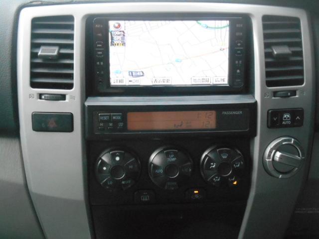 SSR-XLTD 後期型 4WD 純正HDDナビ DVD再生(17枚目)