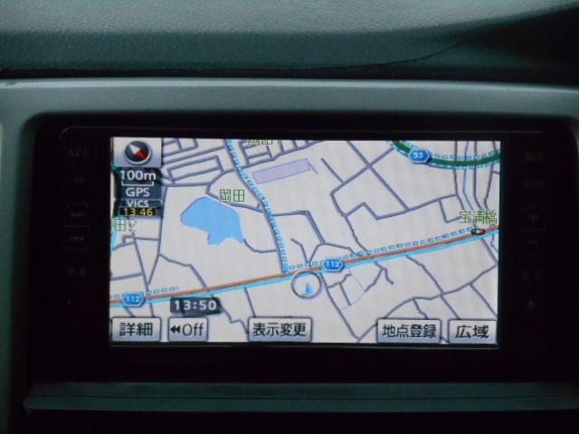 SSR-XLTD 後期型 4WD 純正HDDナビ DVD再生(18枚目)