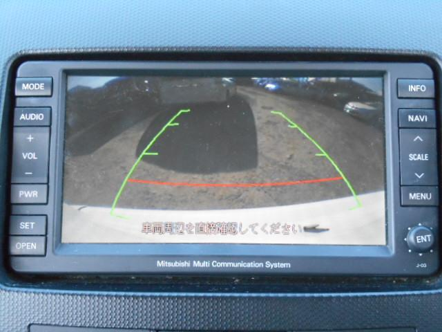 30G 4WD 純正ナビ バックカメラ フリップダウン(18枚目)