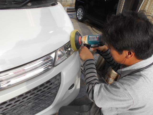 30G 4WD 純正ナビ バックカメラ フリップダウン(45枚目)