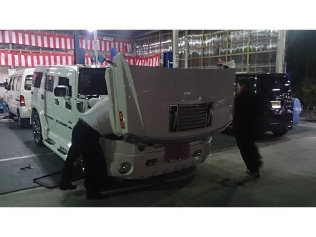 国産車から外車まで、幅広く整備を行っております(^^)/