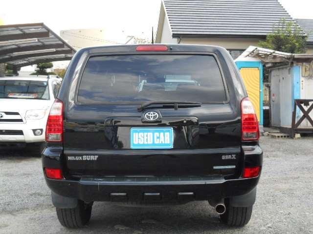 「トヨタ」「ハイラックスサーフ」「SUV・クロカン」「福岡県」の中古車6