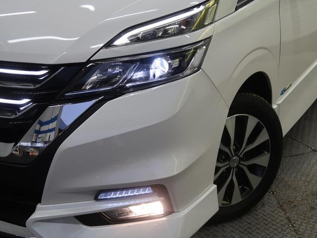 【メーカー オプション】LEDヘッドライト装備☆フォグランプも装備しておりますので、全環境での夜間走行も安心です☆