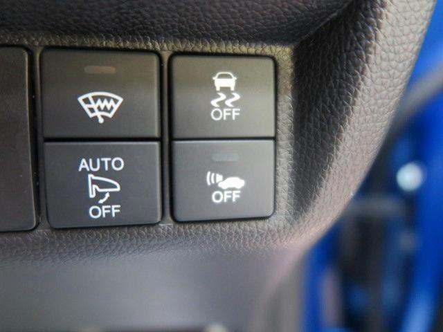横滑り防止装置『急なハンドル操作時や滑りやすい路面を走行中に車両の横滑りを感知すると、自動的に車両の進行方向を保つように車両を制御します。』