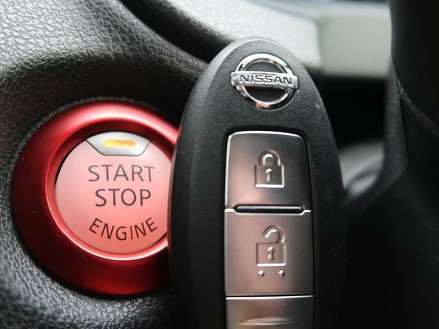 ニスモ RECARO製ブラック/レッドバケットシート 純正SDナビ デジタルインナーミラー アラウンドビューモニター LEDヘッドライト 衝突被害軽減ブレーキ ETC バックモニター スマートキー(10枚目)