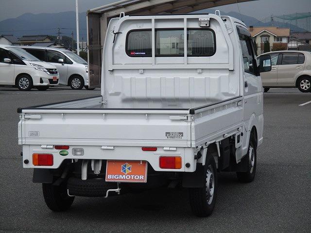 スズキ キャリイトラック 4WD_KCノウハン