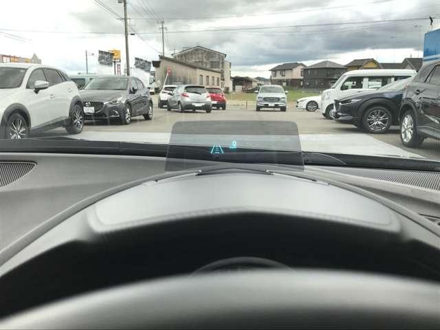 ドライビングディスプレイでさらに快適に運転できますよ☆