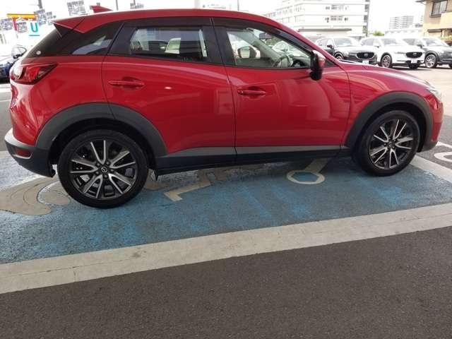 「マツダ」「CX-3」「SUV・クロカン」「大分県」の中古車4