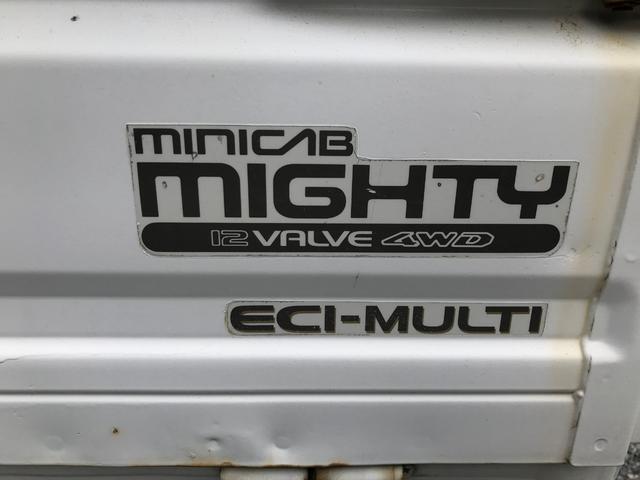 5速マニュアル エアコン 4WD(10枚目)
