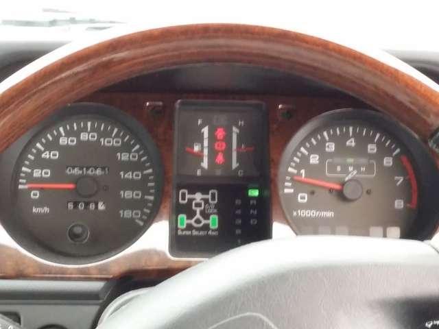 ミッドルーフワイド エクシード 4WD CD(9枚目)