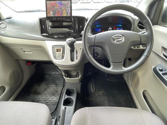 G SA 社外 7インチ HDDナビ/スマートアシスト(ダイハツ)/EBD付ABS/横滑り防止装置/アイドリングストップ/フルセグTV/エアバッグ 運転席/エアバッグ 助手席/アルミホイール 純正 14インチ(4枚目)