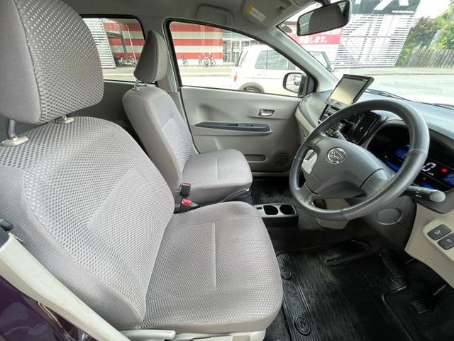 G SA 社外 7インチ HDDナビ/スマートアシスト(ダイハツ)/EBD付ABS/横滑り防止装置/アイドリングストップ/フルセグTV/エアバッグ 運転席/エアバッグ 助手席/アルミホイール 純正 14インチ(5枚目)