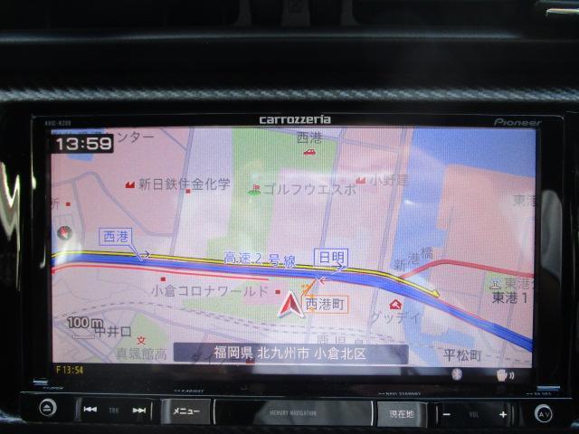 S 社外SDナビ フルセグTV DVD再生 ブルートゥース(9枚目)