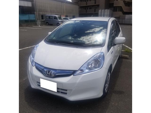 「ホンダ」「フィットハイブリッド」「コンパクトカー」「福岡県」の中古車7