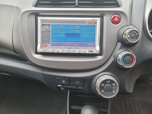 G HDDナビ TV ミュージック録音 新品タイヤ4本ブリジストン・エコピア ETC付き(14枚目)