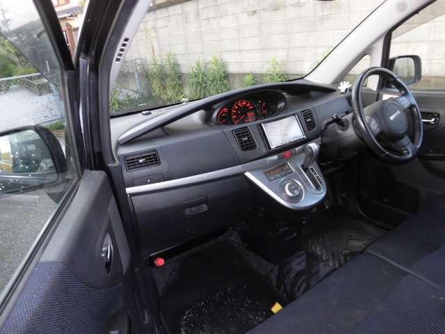 ダイハツ ムーヴ カスタム RS ターボ HDDナビワンセグ ETC