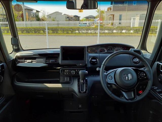 L・ターボ 修復歴無 シート ハーフレザー 衝突被害軽減ブレーキ ターボ 衝突安全ボディ エンジンスタートボタン オートライト UVカットガラス 両側電動スライドドア ヘッドランプ LED(4枚目)