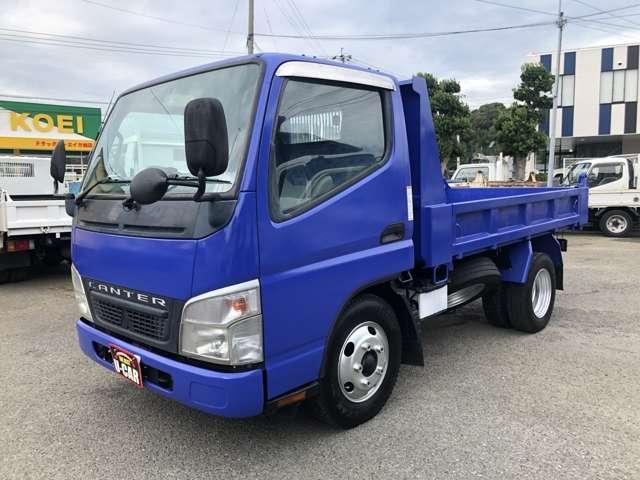 「その他」「キャンター」「トラック」「福岡県」の中古車3