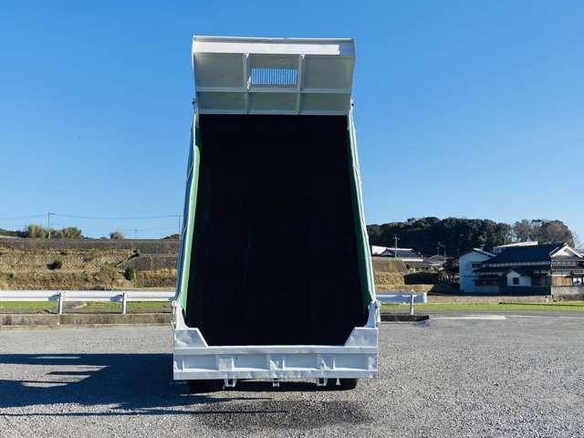 ダンプ 4トンダンプ ターボ車 外装仕上 コボレーン付 坂道発進補助 ETC エアコン パワステ パワーウィンドウ ABS(5枚目)