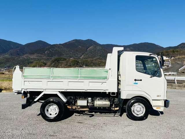 ダンプ 4トンダンプ ターボ車 外装仕上 コボレーン付 坂道発進補助 ETC エアコン パワステ パワーウィンドウ ABS(7枚目)