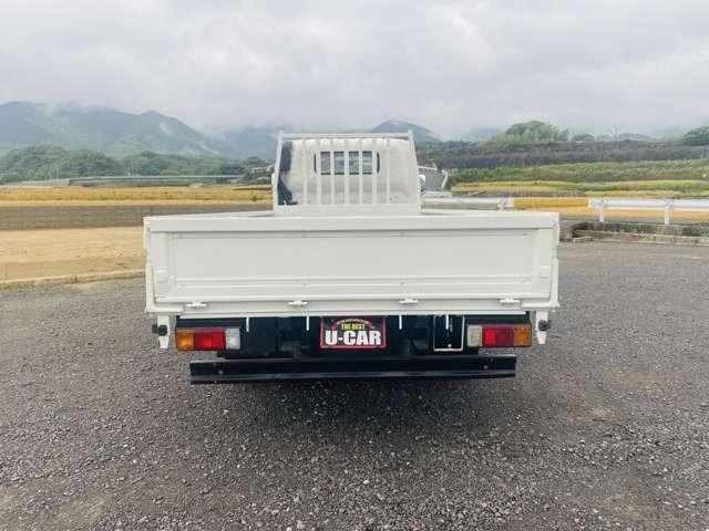 2t平ボディ ワイドロング オートマ車 全低床 ターボ車 外装仕上済 2トンヒラ(6枚目)