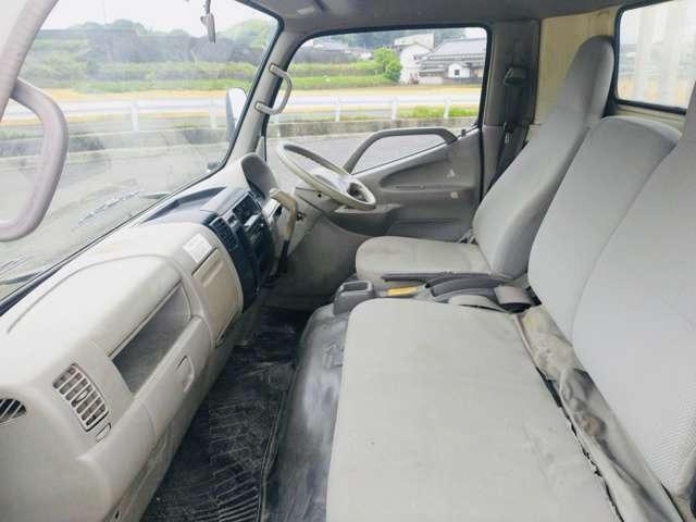 2t平ボディ ワイドロング オートマ車 全低床 ターボ車 外装仕上済 2トンヒラ(11枚目)