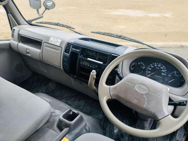 2t平ボディ ワイドロング オートマ車 全低床 ターボ車 外装仕上済 2トンヒラ(12枚目)