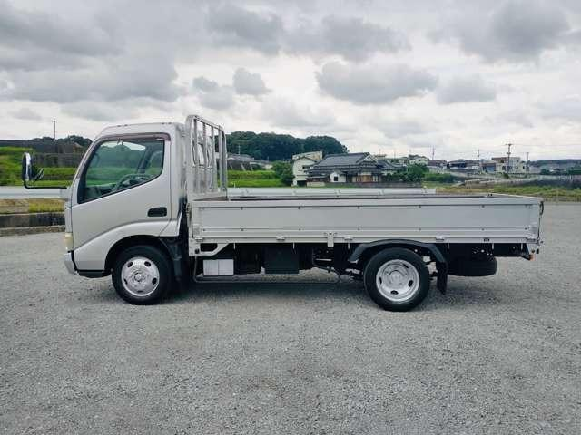 2t平ボディ セミロング 全低床 ターボ車 ETC 同色バンパー 2トンヒラ(12枚目)