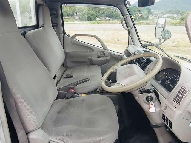 2t平ボディ セミロング 全低床 ターボ車 ETC 同色バンパー 2トンヒラ(17枚目)