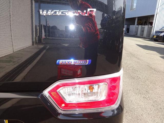 スズキ ワゴンR ハイブリッドFZ ワイドメモリーナビ LEDライト アルミ